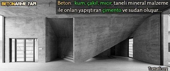 betonarme yapılar