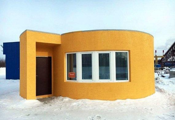 tek katlı villa projesi