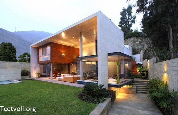 villa tasarım örnekleri